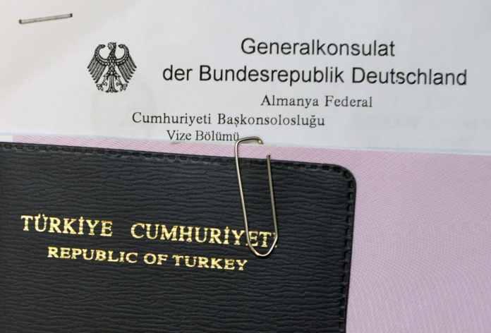Türkischer Visumantrag
