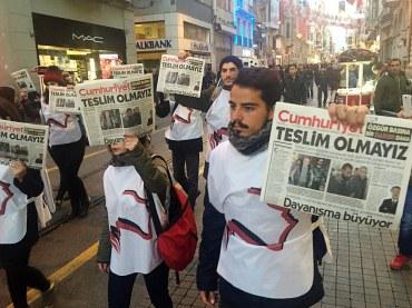 """taz.gazete – """"Eine andere Türkei ist möglich"""""""