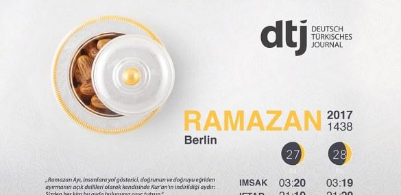 Kostenlos: Ramadan-Kalender zum downloaden