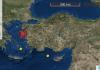 Erdbeben in Izmir Quelle: Erdbeben-Monitors des Helmholtz-Zentrum in Potsdam