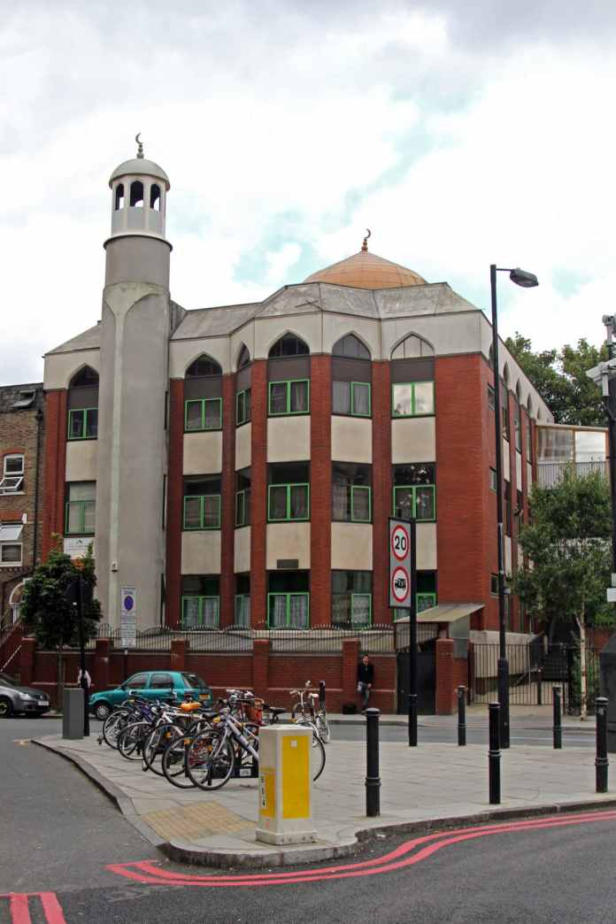 Die Finsbury Park-Moschee in London