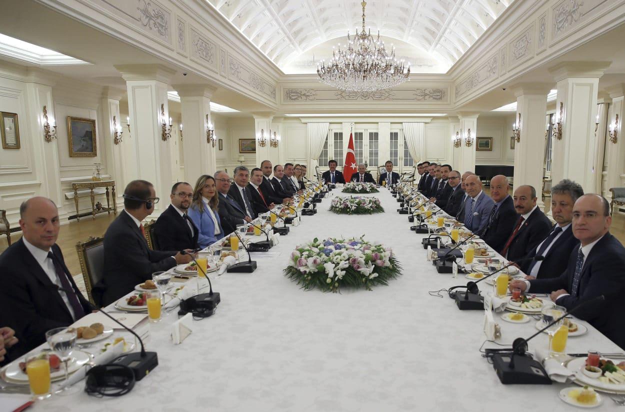 Vorschläge von Deutschen Investoren in der Türkei