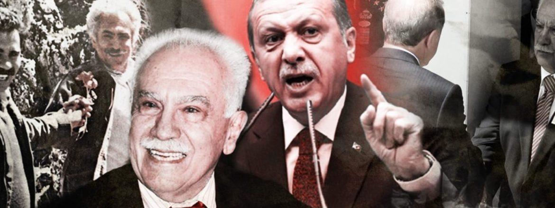 Putschversuch: Wendehals Dogu Perincek – gestern Öcalan heute Erdogan