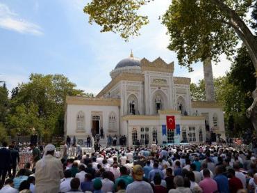 """Erdoğan: """"Çamlıca-Moschee wird bald eingeweiht"""""""