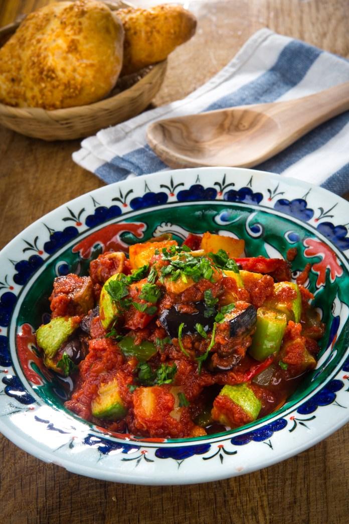 Turkische Kuche Vegetarisch Saksuka Dtj Online