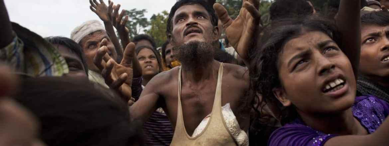 Ärzte ohne Grenzen: Mindestens 6.700 Rohingya getötet