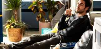 Zeki Müller (Elyas M'Barek) in einer Szene des Films «Fack ju Göhte 3» (undatierte Filmszene). Der Film startete am 26.10.2017 in den deutschen Kinos