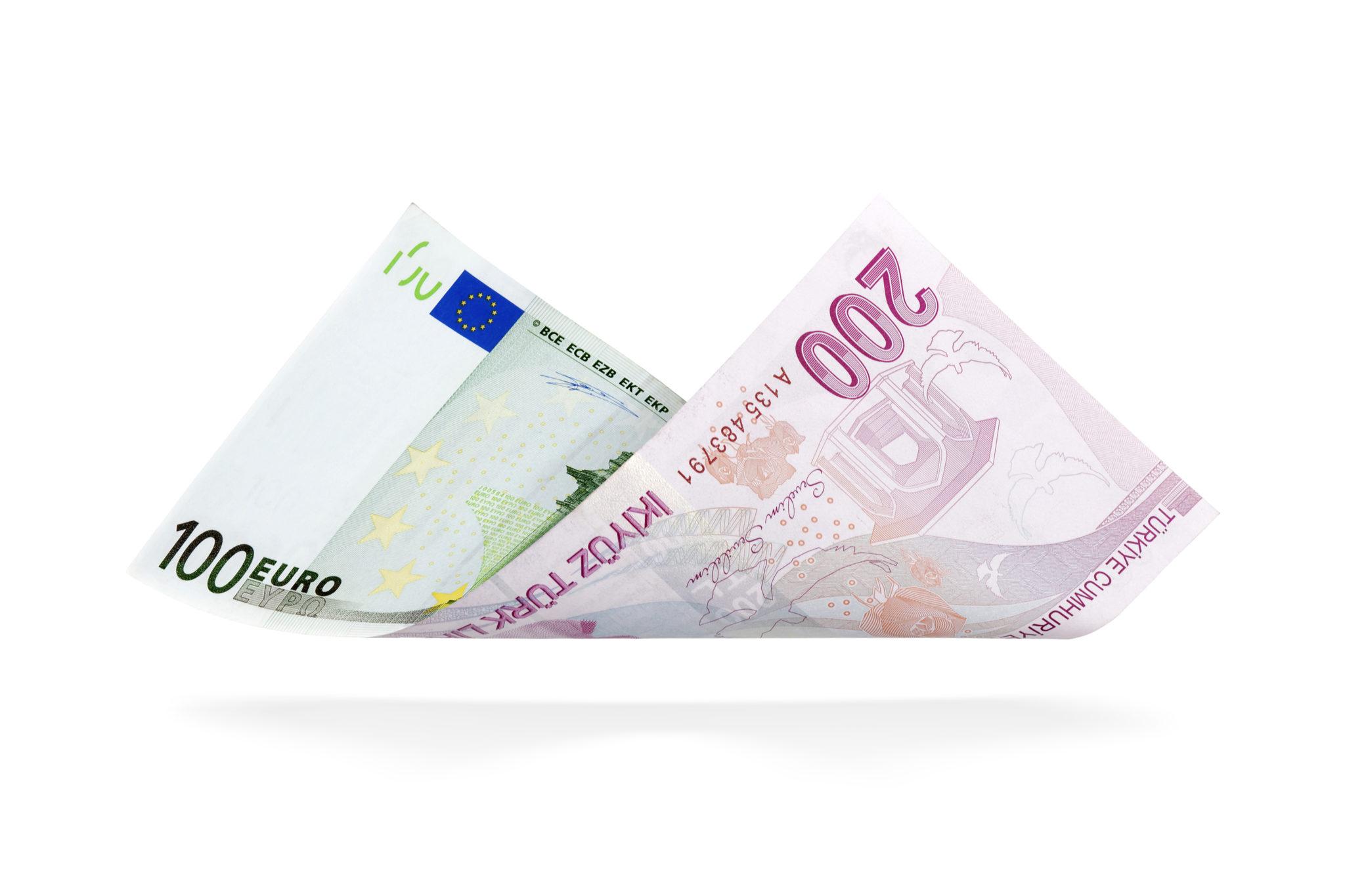 Eurokurs wenig verändert - Türkische Lira fällt auf Rekordtief =