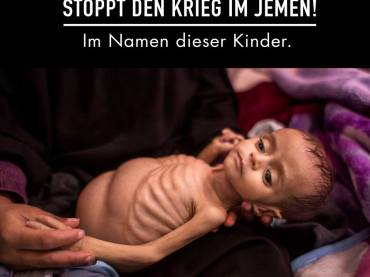 Todenhöfer: Jemen erlebt schlimmste Hungersnot seit 100 Jahren
