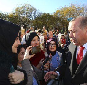 Erdogan: «Wir sind Muslime, wir können keine Antisemiten sein»