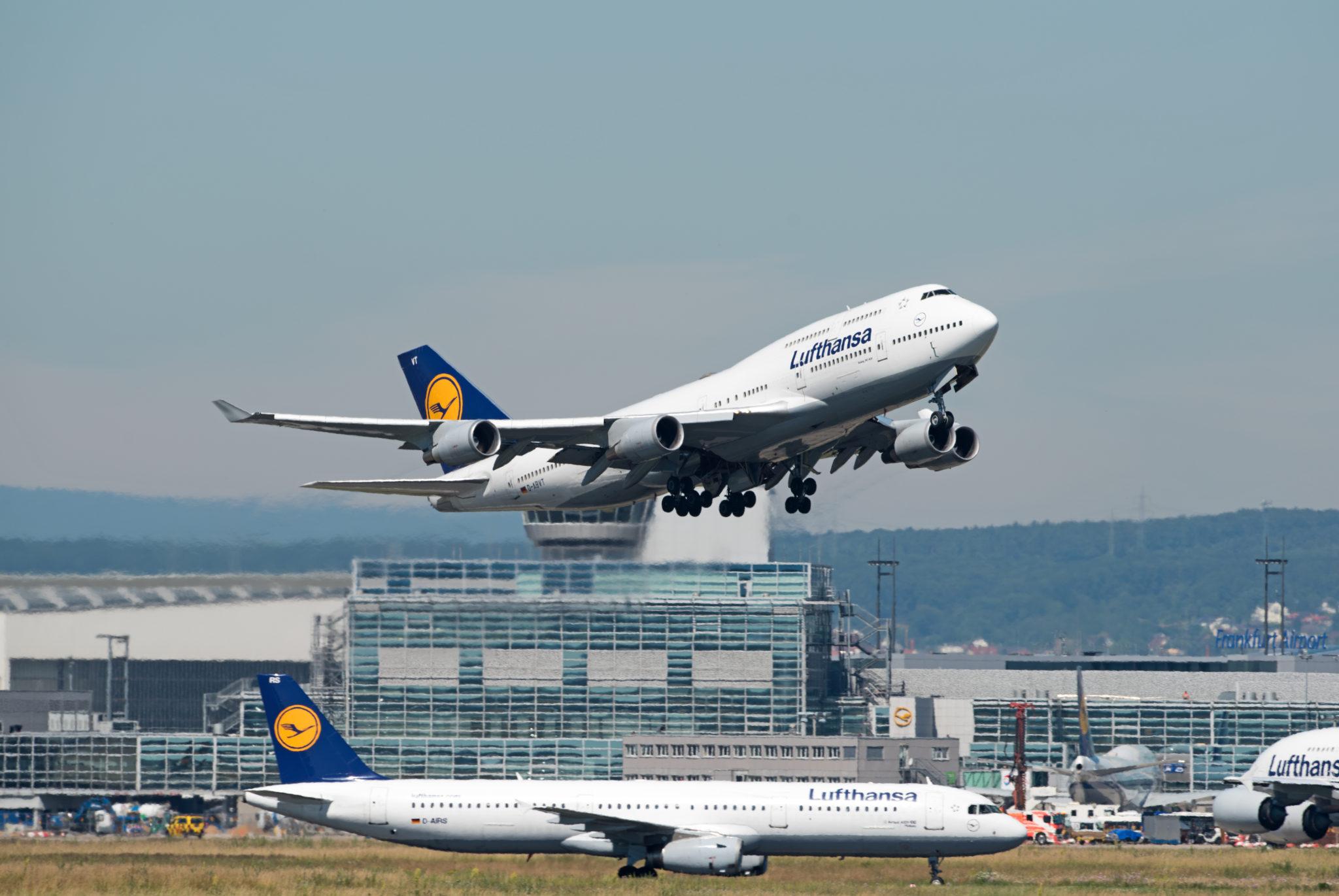 Ryanair und Co. bescheren Flughafen Passagierrekord