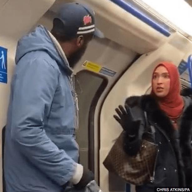 Junge Muslima rettet jüdische Familie.