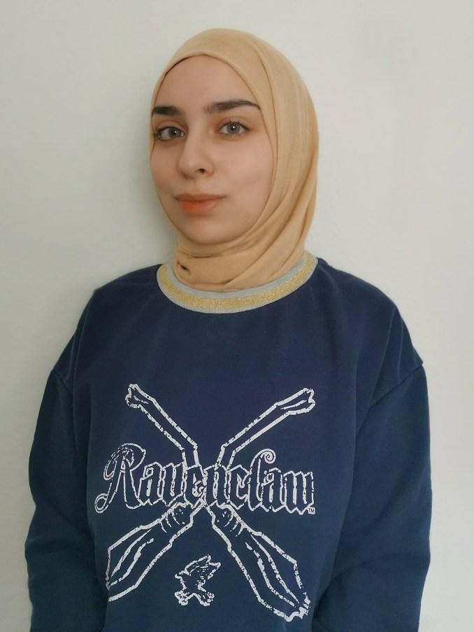 Derya Dilsad Gür, 20, aus Bremen.