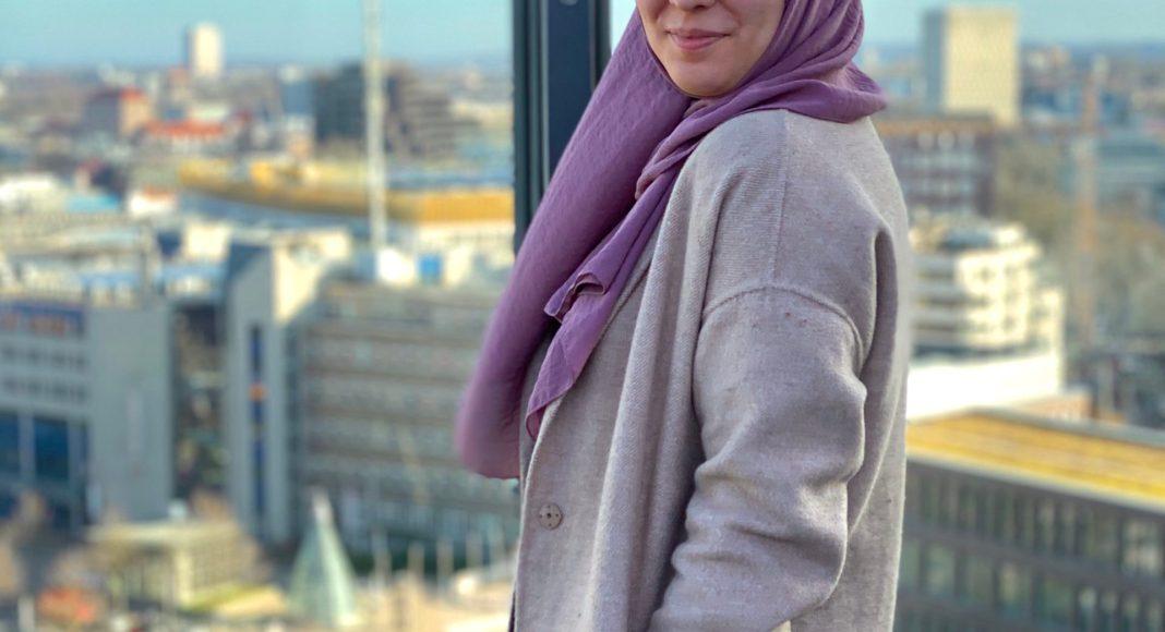 Rumeysa Solak, 22, aus Erlangen.