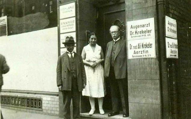 Arztpraxis safiye ali ferdi ali krekeler Dortmund.