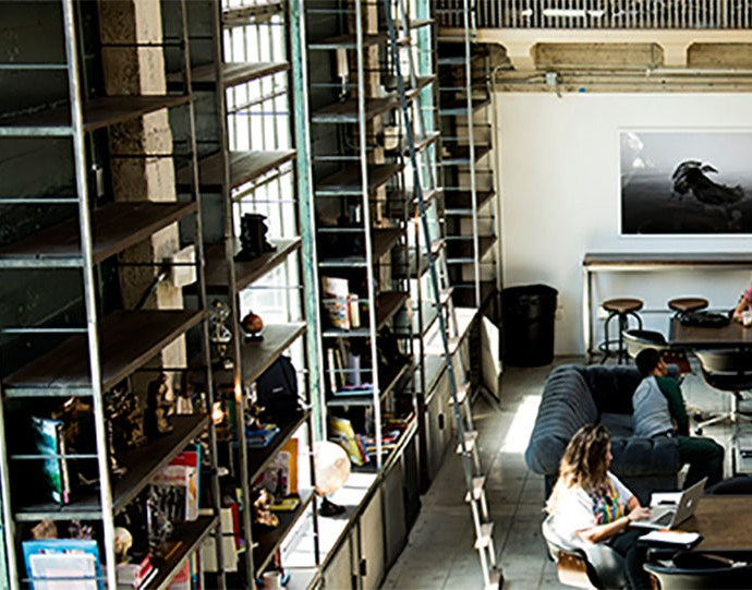 CTRL Collective: Workspace That Will Knock Your Socks Off
