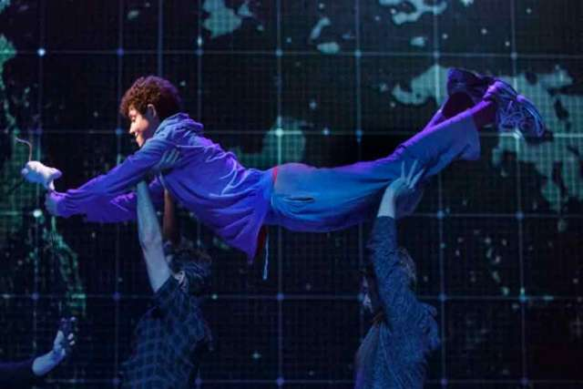 THE CURIOUS INCIDENT OF THE DOG IN THE NIGHT-TIME (A Review)