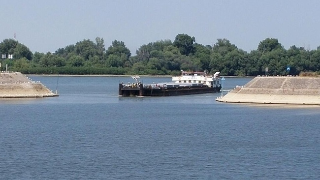 river transport