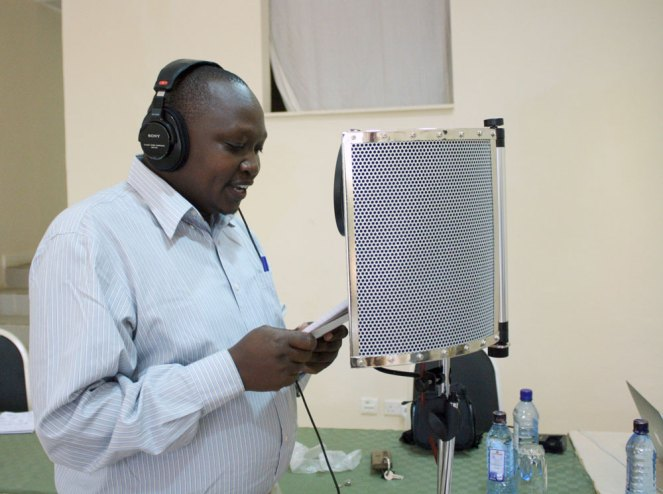 WILSON ROTICH  - Participant, DTM's Radio Baraza Training Programme