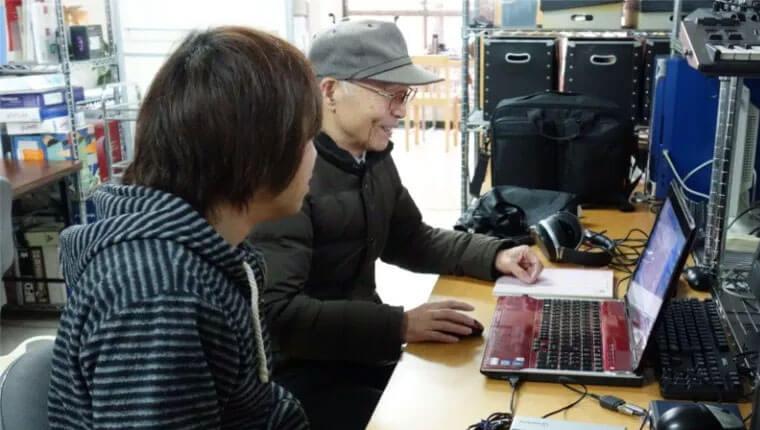 60歳からはじめる 「パソコンで音楽作り」コース