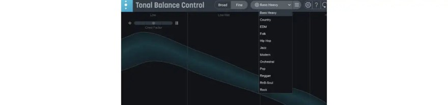 target-tonal-balance-control