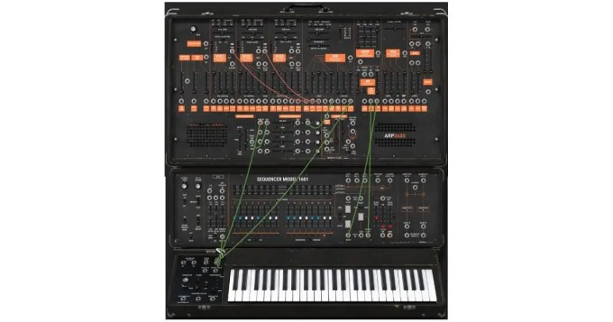 arturia v collection 7 arp 2600