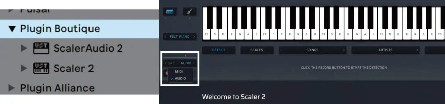 scaler-2-audio-midi