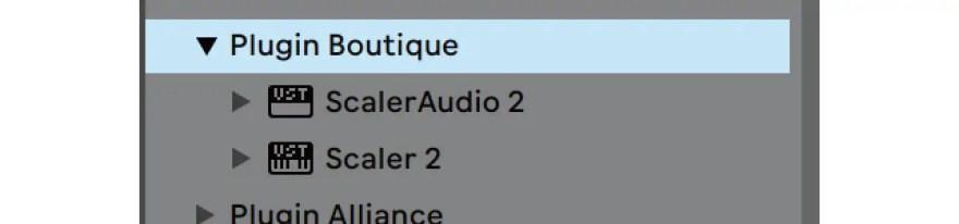 scaler-2-plugin