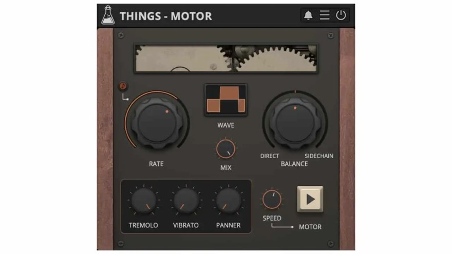 things-motor-overview