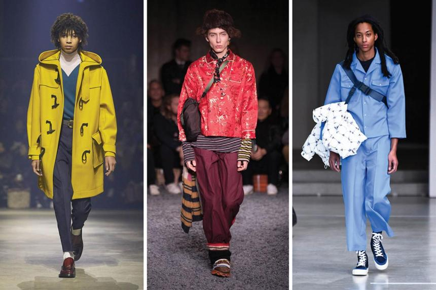Men's Fashion Guide to Fall Winter 2018-2019 Trends ...
