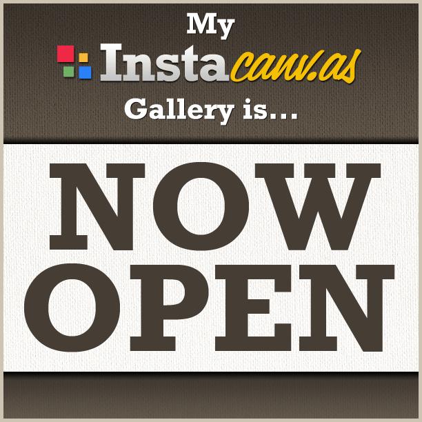 My Instagram Gallery is open