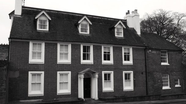 29 East St Alresford C18-19 (Cardew House)