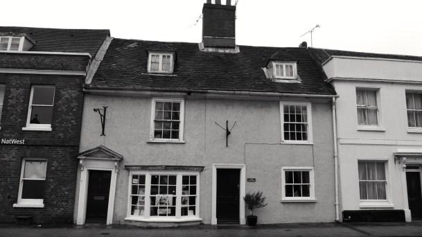 7 East St Alresford C18