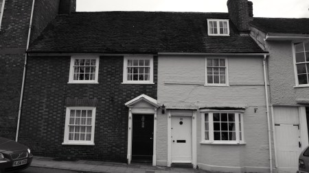33 and 35 Broad St Alresford C18-19