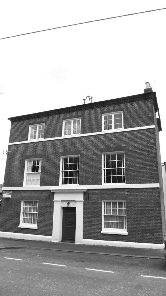 Bell House (South) Alresford 1840