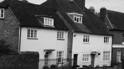 Chestnut Cottage and Soke House Alresford C18