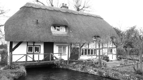 Old Fulling Mill (East) Alresford C17