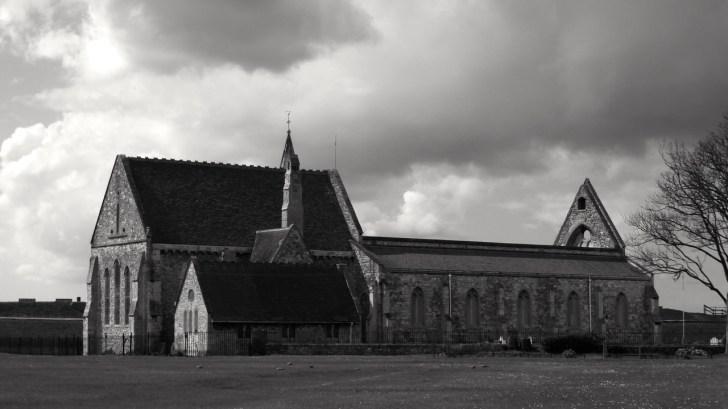 Royal Garrison Church (North) Portsmouth c1212