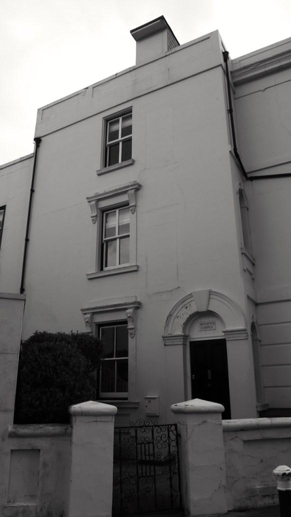 1 Clifton Terrace Southsea 1856