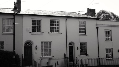 13 and 15 Gloucester Mews Southsea 1830
