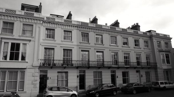 Clifton Terrace Southsea 1856
