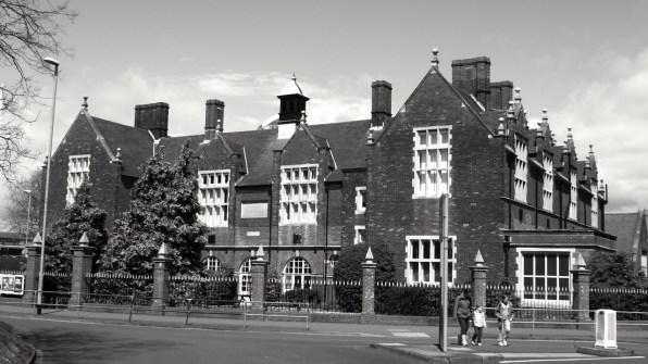Lower School, Portsmouth Grammar School 1879