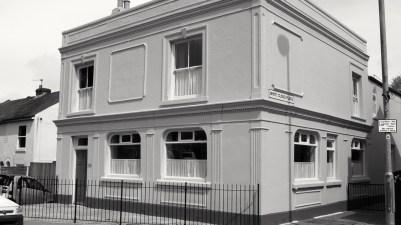 Former Gravediggers Public House Southsea c1850