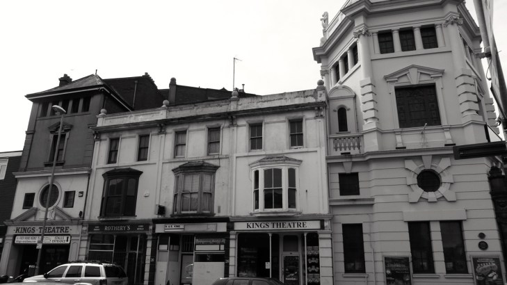 Kings Theatre (North) Southsea 1907