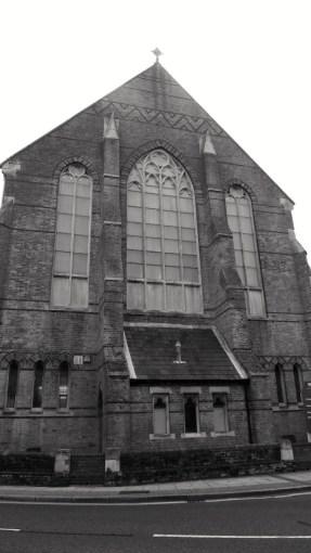 St Simons Church (West) Southsea 1864