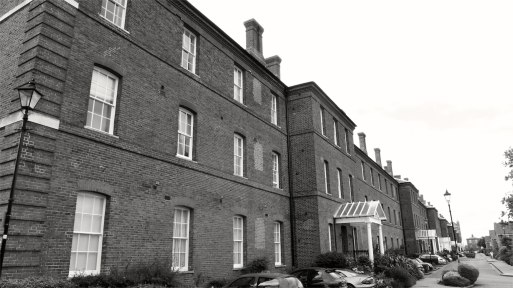 Halliday House (North), Long Barracks Eastney 1865