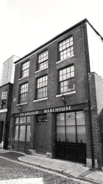 Treadgold Warehouse Bishop St Portsmouth 1850