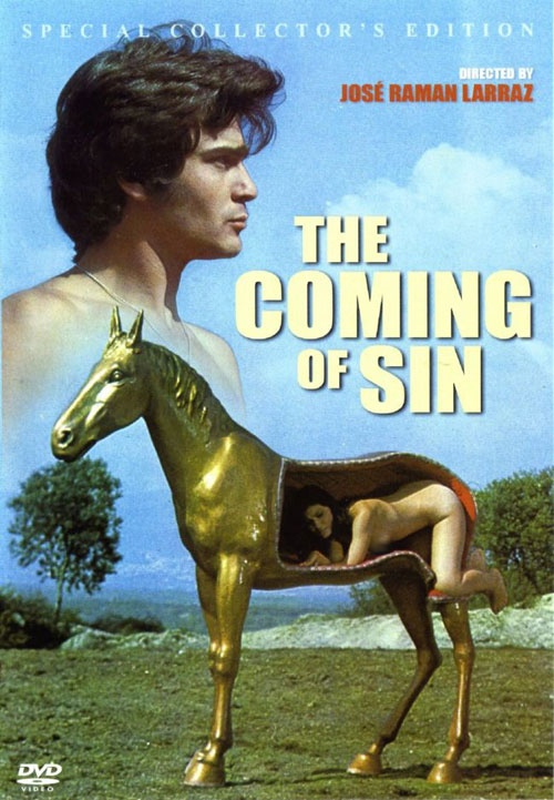 Poster do filme The Coming of Sin