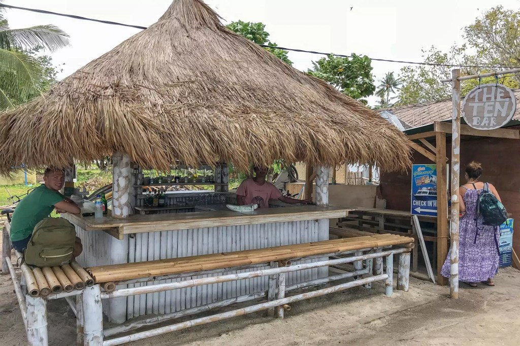 The Ten Bar on Gili Air