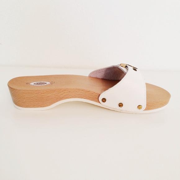 Scholls Dr Wood Original Wood Sandals Scholls Sandals Scholls Dr Wood Original Dr Original QrBedoECxW